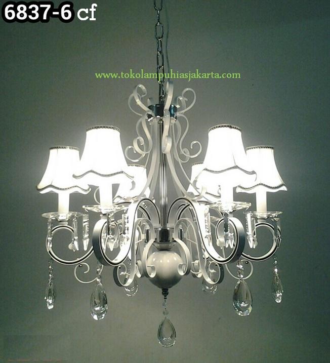 Lampu Kristal 6837-6 CF