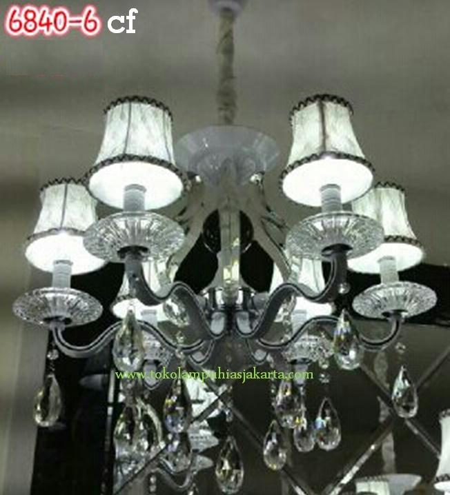Lampu Kristal 6840-6 CF