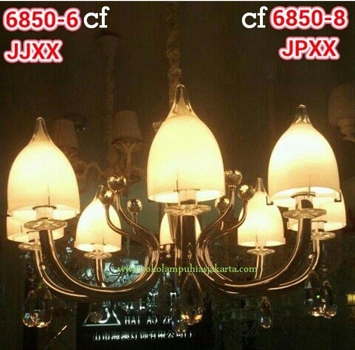 Lampu Kristal 6850-6 CF