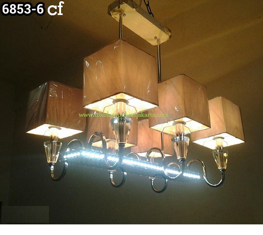 Lampu Kristal 6853-6 CF