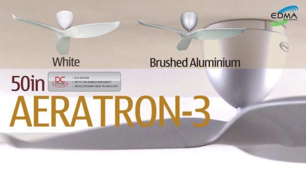 Kipas Angin MT EDMA 50in Aeratron-3 Ceiling Fan