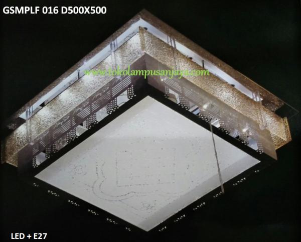 Lampu Plafon GSM PLF 016 LED E27