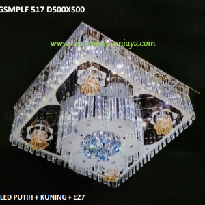 Lampu Plafon GSM PLF 517 LED E27
