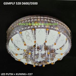Lampu Plafon GSM PLF 528 LED E27