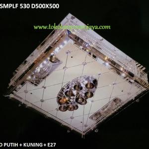 Lampu Plafon GSM PLF 530 LED E27