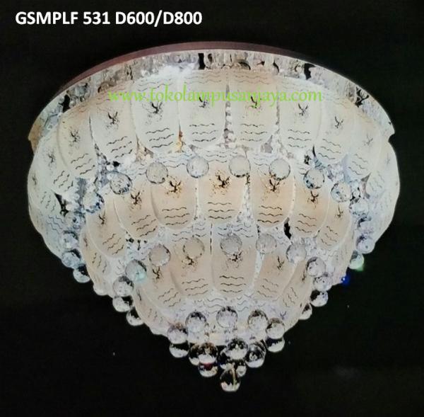 Lampu Plafon GSM PLF 531 LED E27