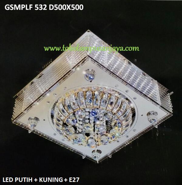 Lampu Plafon GSM PLF 532 LED E27