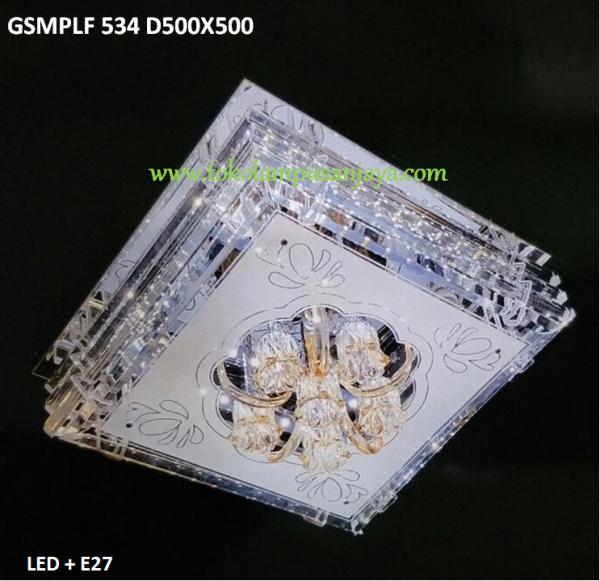 Lampu Plafon GSM PLF 534 LED E27