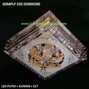 Lampu Plafon GSM PLF 535 LED E27