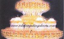 Lampu Crystal GSM HI Tech LED K9 96958-2000