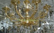 Lampu Crystal Gantung 6218-8-CF