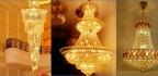 Aneka lampu crystal
