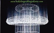 Lampu Plafon DSG 6279 Kristal