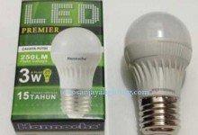 Lampu LED Hannochs PREMIER 3w