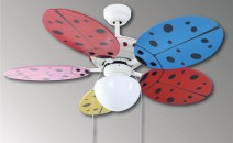 Jual Lampu Kipas MT EDMA 42in Ladybird Ceiling Fan