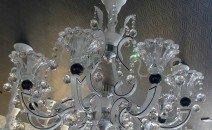 Lampu Crystal Gantung 6810-8-CF