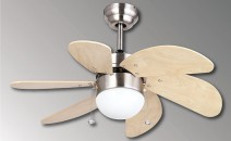 Jual Lampu Kipas MT EDMA 30in Pilot Ceiling Fan