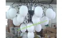 Lampu Gantung Kaca MM.90157S