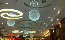 Lampu Gantung Crystal DGS-Bola 1