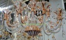 Lampu Crystal Gantung 5001-10-5-Cf