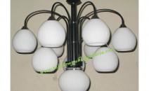 Lampu Gantung Kaca Dua Susun MM.90058