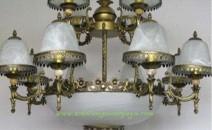Lampu Gantung Kaca MM.068-8+4+3