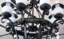 Lampu Gantung Kaca MM.95053-8