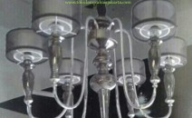 Lampu Crystal Gantung 892-6CF