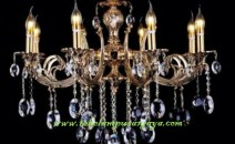 Lampu Gantung Crystal CF 6233-8