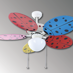 Jual Kipas Angin MT.EDMA Ladybird 42in Ceiling Fan