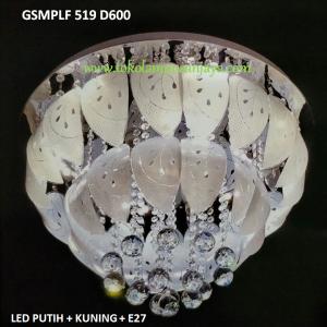 Lampu Plafon GSM PLF 519 LED E27